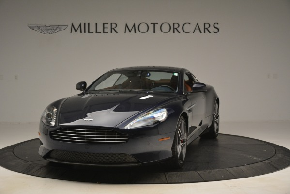 Used 2014 Aston Martin DB9 Coupe for sale Sold at Maserati of Westport in Westport CT 06880 2