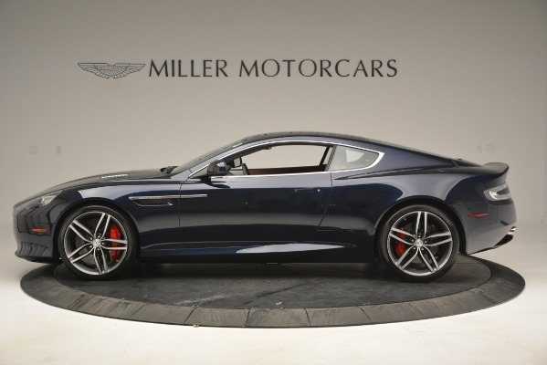 Used 2014 Aston Martin DB9 Coupe for sale Sold at Maserati of Westport in Westport CT 06880 3