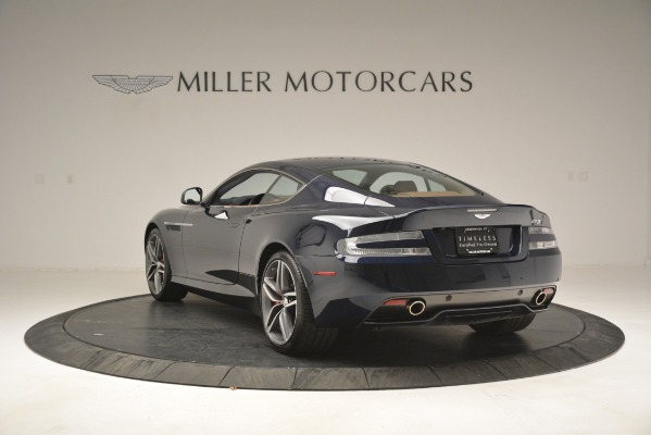 Used 2014 Aston Martin DB9 Coupe for sale Sold at Maserati of Westport in Westport CT 06880 5