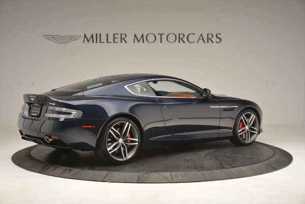 Used 2014 Aston Martin DB9 Coupe for sale Sold at Maserati of Westport in Westport CT 06880 8
