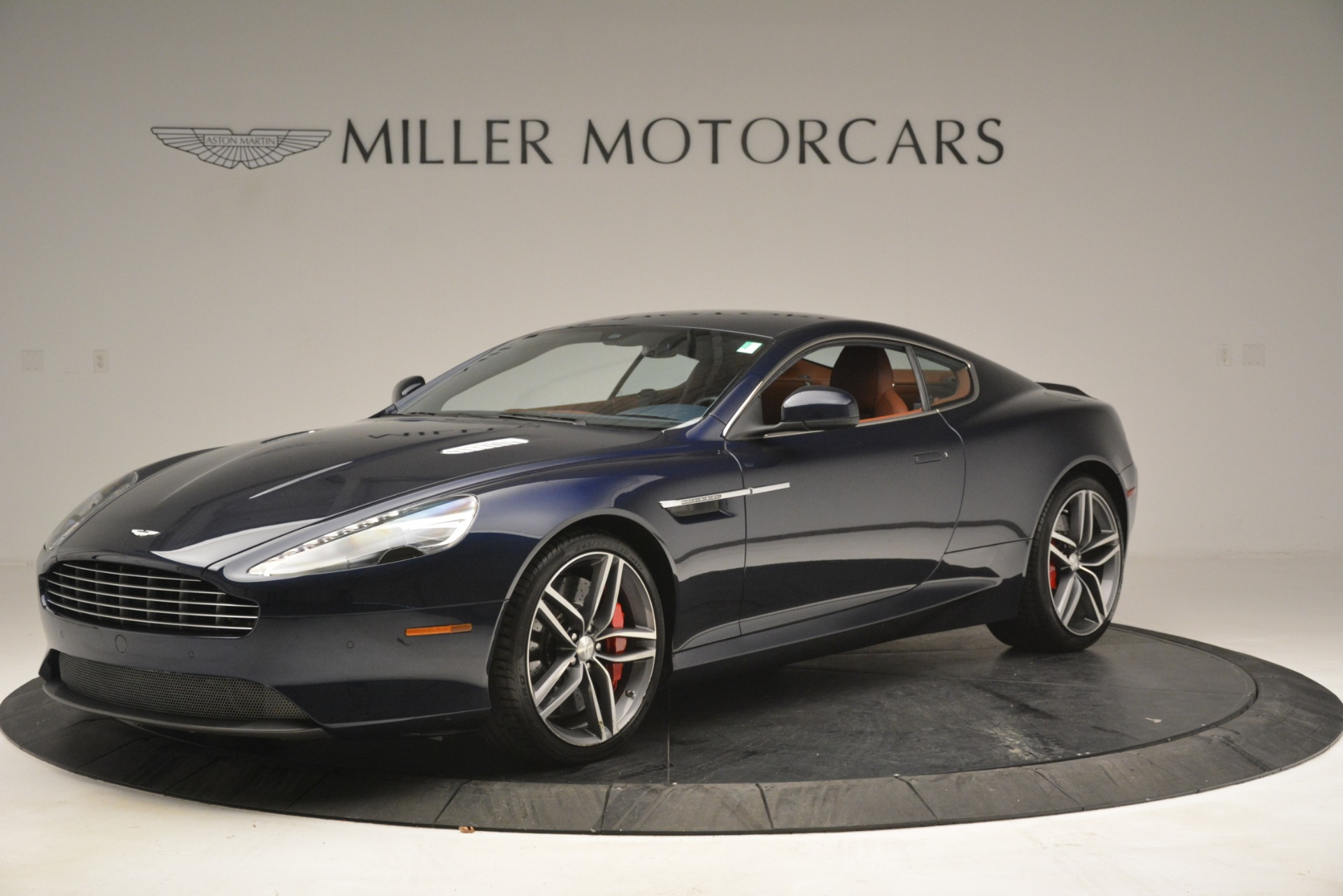 Used 2014 Aston Martin DB9 Coupe for sale Sold at Maserati of Westport in Westport CT 06880 1