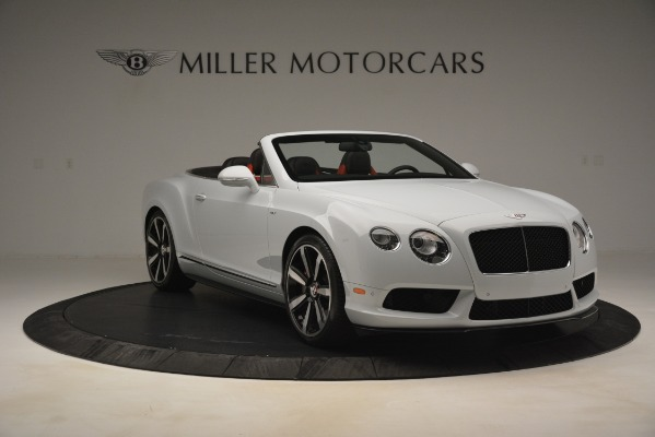 Used 2014 Bentley Continental GT V8 S for sale Sold at Maserati of Westport in Westport CT 06880 11