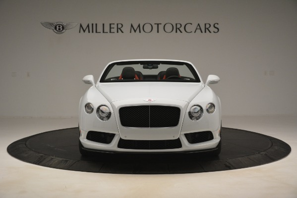 Used 2014 Bentley Continental GT V8 S for sale Sold at Maserati of Westport in Westport CT 06880 12