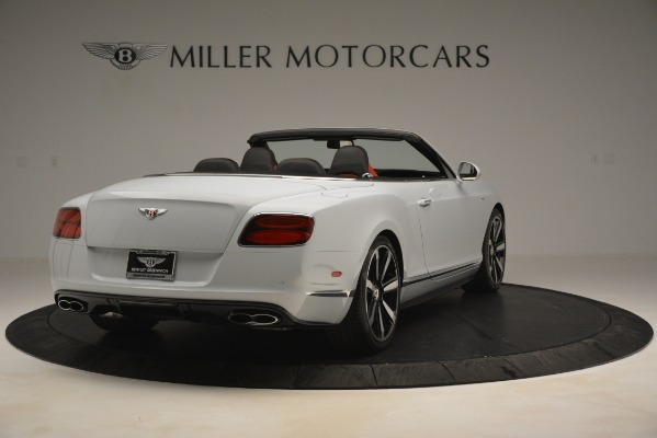 Used 2014 Bentley Continental GT V8 S for sale Sold at Maserati of Westport in Westport CT 06880 7
