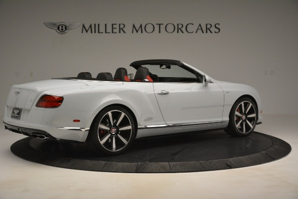 Used 2014 Bentley Continental GT V8 S for sale Sold at Maserati of Westport in Westport CT 06880 8