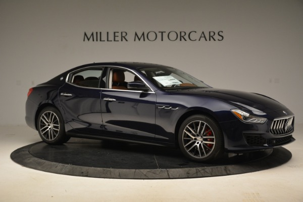 Used 2019 Maserati Ghibli S Q4 for sale $61,900 at Maserati of Westport in Westport CT 06880 10