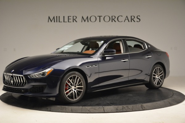 Used 2019 Maserati Ghibli S Q4 for sale $61,900 at Maserati of Westport in Westport CT 06880 2