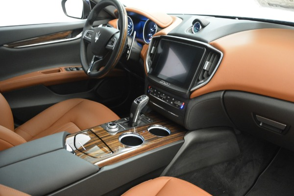 Used 2019 Maserati Ghibli S Q4 for sale $61,900 at Maserati of Westport in Westport CT 06880 17