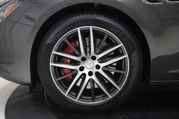 Used 2019 Maserati Ghibli S Q4 for sale $61,900 at Maserati of Westport in Westport CT 06880 26