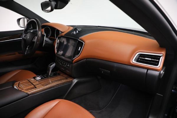 New 2019 Maserati Ghibli S Q4 for sale Sold at Maserati of Westport in Westport CT 06880 17