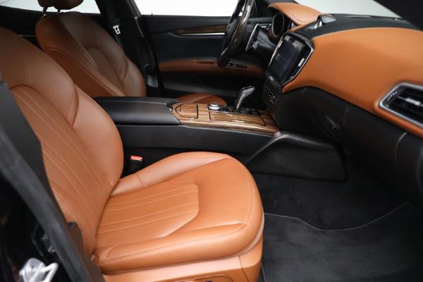 New 2019 Maserati Ghibli S Q4 for sale Sold at Maserati of Westport in Westport CT 06880 18