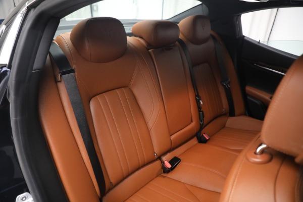 New 2019 Maserati Ghibli S Q4 for sale Sold at Maserati of Westport in Westport CT 06880 25