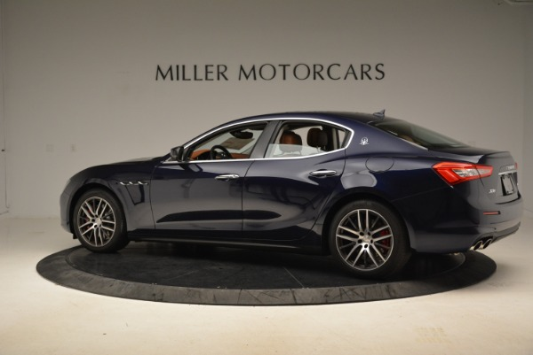 New 2019 Maserati Ghibli S Q4 for sale Sold at Maserati of Westport in Westport CT 06880 4