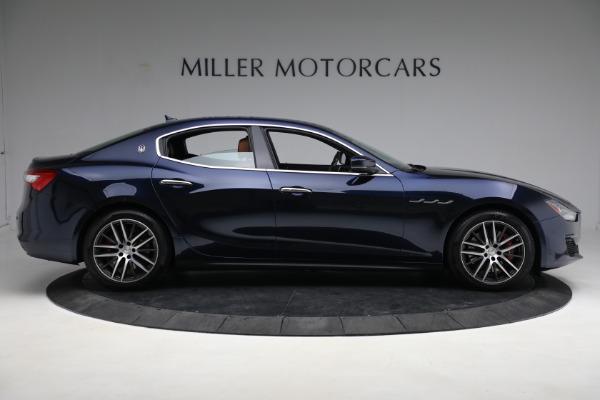 New 2019 Maserati Ghibli S Q4 for sale Sold at Maserati of Westport in Westport CT 06880 9