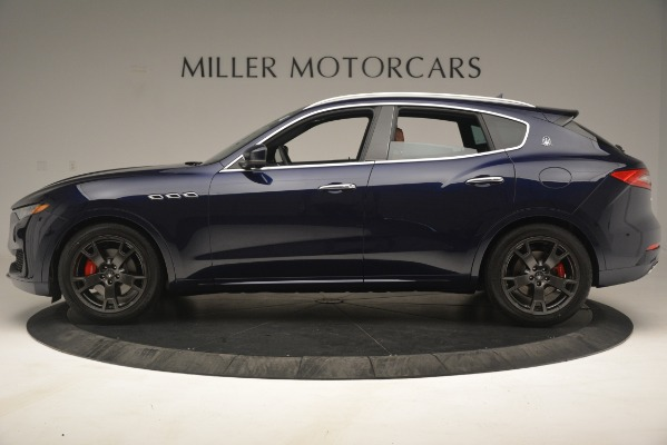 New 2019 Maserati Levante Q4 for sale Sold at Maserati of Westport in Westport CT 06880 3