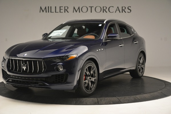 New 2019 Maserati Levante Q4 for sale Sold at Maserati of Westport in Westport CT 06880 1