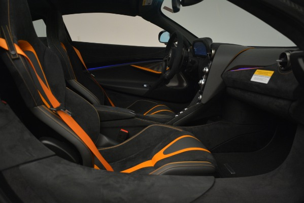 New 2019 McLaren 720S Coupe for sale Sold at Maserati of Westport in Westport CT 06880 22