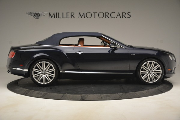 Used 2014 Bentley Continental GT Speed for sale Sold at Maserati of Westport in Westport CT 06880 17