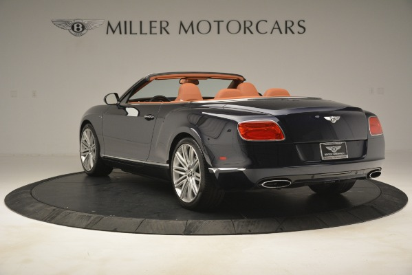 Used 2014 Bentley Continental GT Speed for sale Sold at Maserati of Westport in Westport CT 06880 5