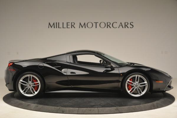Used 2018 Ferrari 488 Spider for sale Sold at Maserati of Westport in Westport CT 06880 21