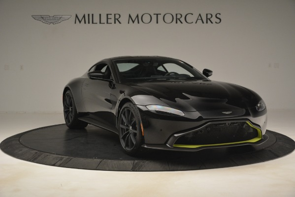 New 2019 Aston Martin Vantage Coupe for sale Sold at Maserati of Westport in Westport CT 06880 12