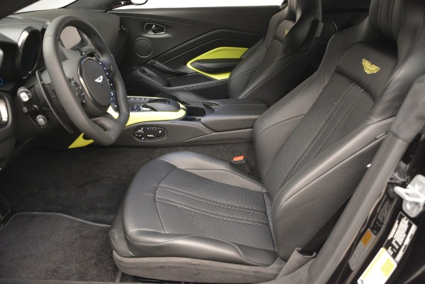 New 2019 Aston Martin Vantage Coupe for sale Sold at Maserati of Westport in Westport CT 06880 15