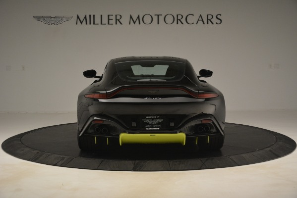 New 2019 Aston Martin Vantage Coupe for sale Sold at Maserati of Westport in Westport CT 06880 7
