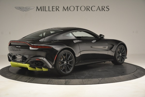 New 2019 Aston Martin Vantage Coupe for sale Sold at Maserati of Westport in Westport CT 06880 9
