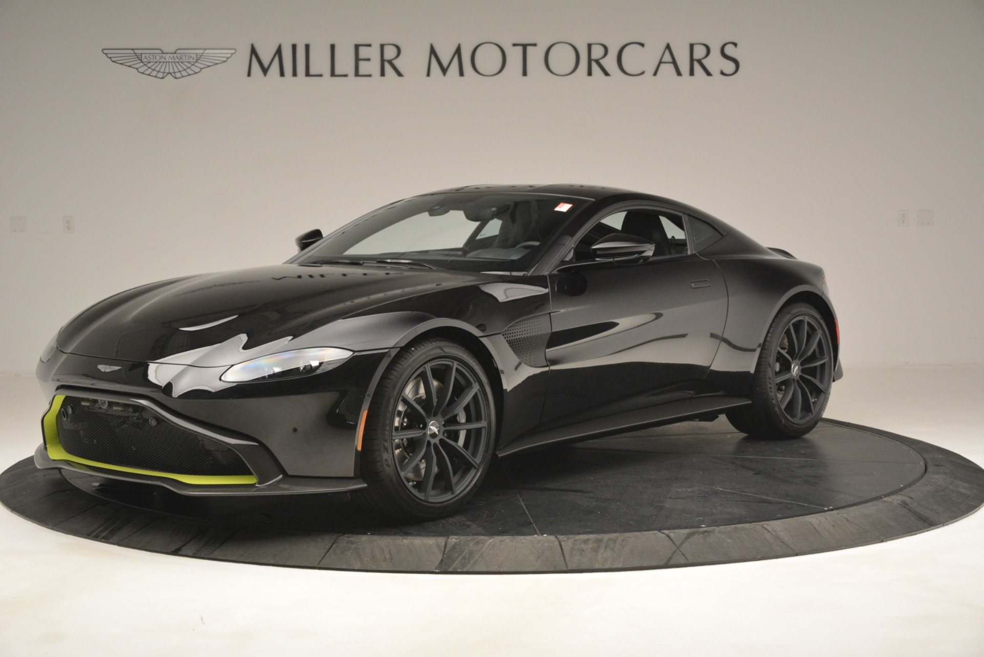 New 2019 Aston Martin Vantage Coupe for sale Sold at Maserati of Westport in Westport CT 06880 1