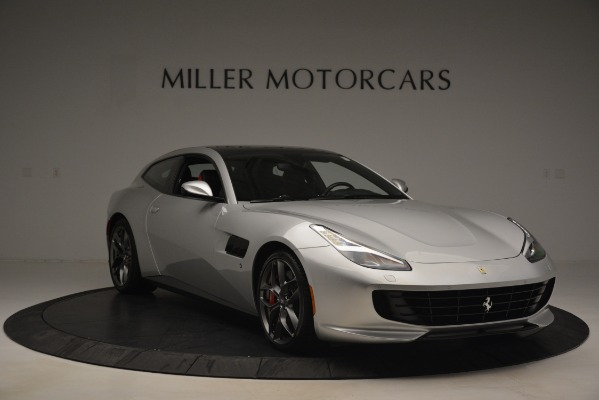 Used 2018 Ferrari GTC4LussoT V8 for sale $219,900 at Maserati of Westport in Westport CT 06880 11