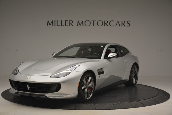 Used 2018 Ferrari GTC4LussoT V8 for sale $219,900 at Maserati of Westport in Westport CT 06880 1