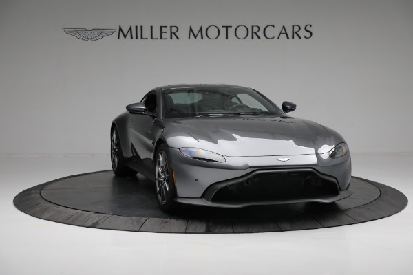 New 2019 Aston Martin Vantage Coupe for sale Sold at Maserati of Westport in Westport CT 06880 10