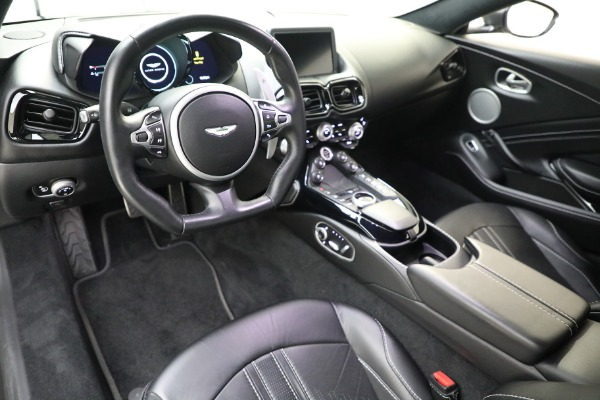 New 2019 Aston Martin Vantage Coupe for sale Sold at Maserati of Westport in Westport CT 06880 13