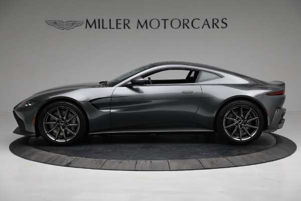 New 2019 Aston Martin Vantage Coupe for sale Sold at Maserati of Westport in Westport CT 06880 2