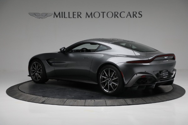New 2019 Aston Martin Vantage Coupe for sale Sold at Maserati of Westport in Westport CT 06880 3
