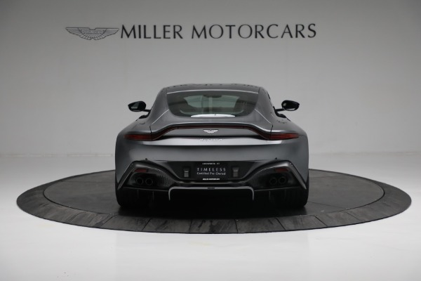 New 2019 Aston Martin Vantage Coupe for sale Sold at Maserati of Westport in Westport CT 06880 5