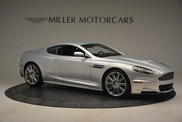 Used 2009 Aston Martin DBS Coupe for sale Sold at Maserati of Westport in Westport CT 06880 10