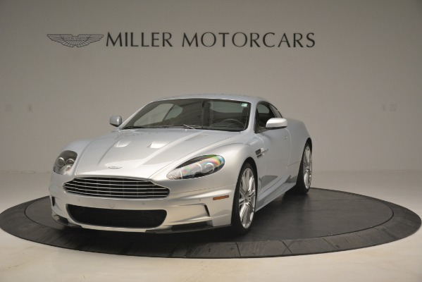 Used 2009 Aston Martin DBS Coupe for sale Sold at Maserati of Westport in Westport CT 06880 2