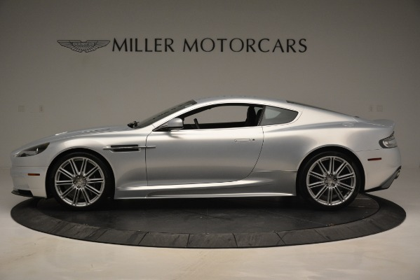 Used 2009 Aston Martin DBS Coupe for sale Sold at Maserati of Westport in Westport CT 06880 3