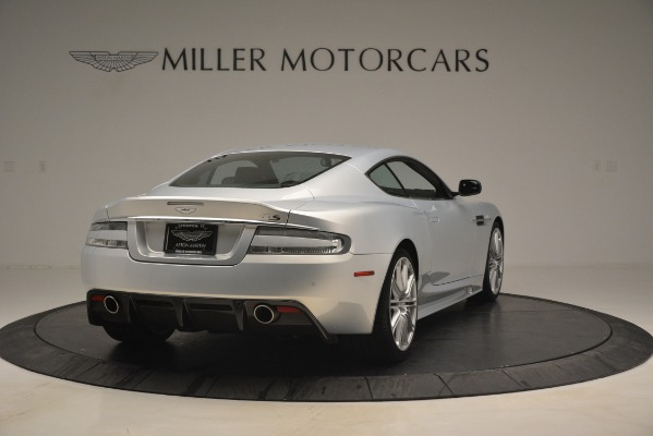 Used 2009 Aston Martin DBS Coupe for sale Sold at Maserati of Westport in Westport CT 06880 7