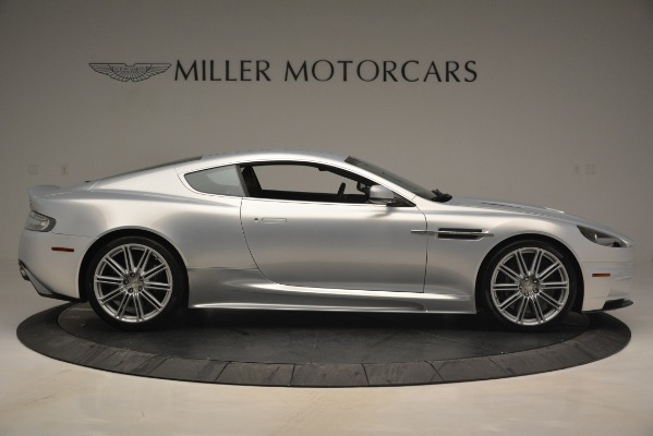 Used 2009 Aston Martin DBS Coupe for sale Sold at Maserati of Westport in Westport CT 06880 9