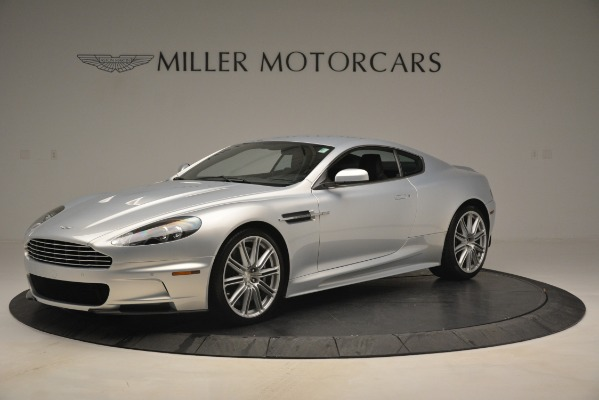 Used 2009 Aston Martin DBS Coupe for sale Sold at Maserati of Westport in Westport CT 06880 1