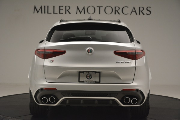 New 2019 Alfa Romeo Stelvio Quadrifoglio for sale $86,440 at Maserati of Westport in Westport CT 06880 6