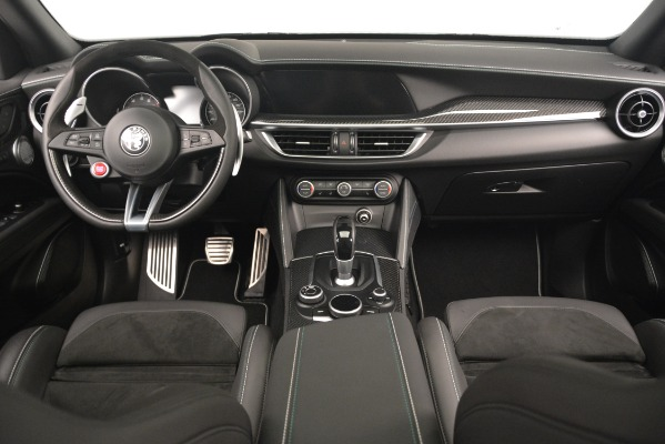 New 2019 Alfa Romeo Stelvio Quadrifoglio for sale Sold at Maserati of Westport in Westport CT 06880 17