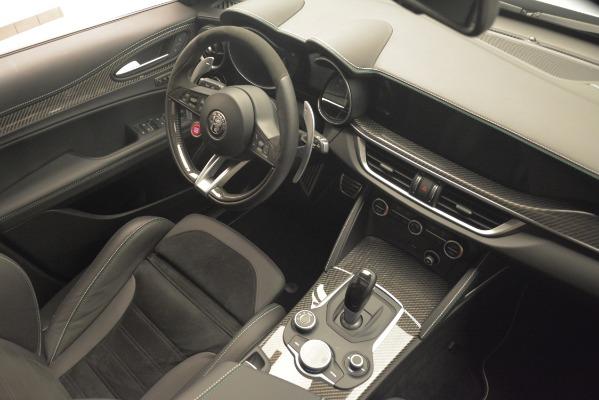 New 2019 Alfa Romeo Stelvio Quadrifoglio for sale Sold at Maserati of Westport in Westport CT 06880 18