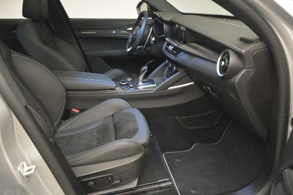 New 2019 Alfa Romeo Stelvio Quadrifoglio for sale Sold at Maserati of Westport in Westport CT 06880 26