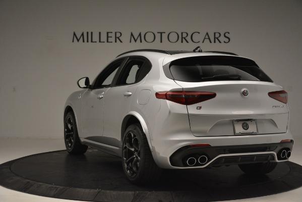 New 2019 Alfa Romeo Stelvio Quadrifoglio for sale Sold at Maserati of Westport in Westport CT 06880 5
