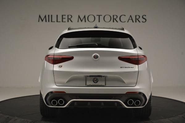 New 2019 Alfa Romeo Stelvio Quadrifoglio for sale Sold at Maserati of Westport in Westport CT 06880 6
