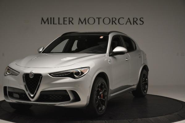 New 2019 Alfa Romeo Stelvio Quadrifoglio for sale Sold at Maserati of Westport in Westport CT 06880 1