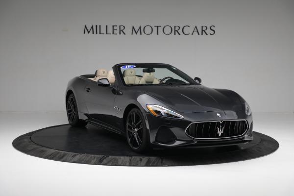 New 2019 Maserati GranTurismo Sport Convertible for sale Sold at Maserati of Westport in Westport CT 06880 11
